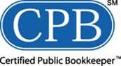 Certified Public Bookkeeper Logo