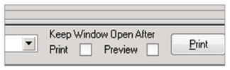 Sage 100 ERP Keep Window Open