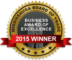 Mississauga 2015 Business of the Year
