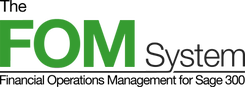 The FOM System Logo
