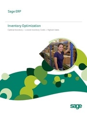 Sage Inventory White Paper