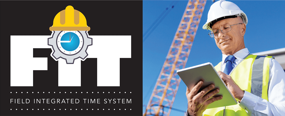 Field Integrated Time System for Sage 100 Contractor